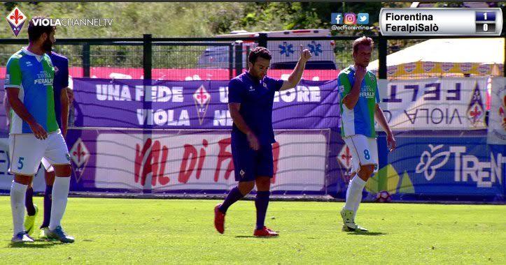 Pepito Rossi: ancora in gol. E' motivatissimo