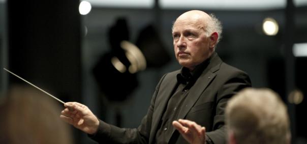 Il direttore d'Orchestra Wolfram Christ