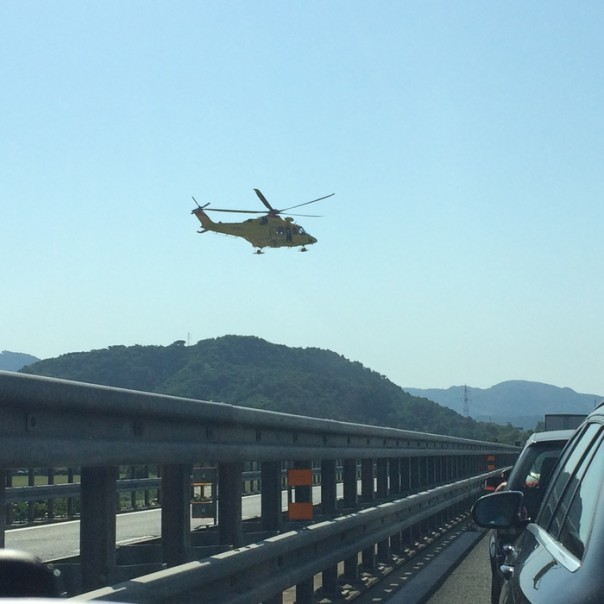 Incidente elicottero in A11