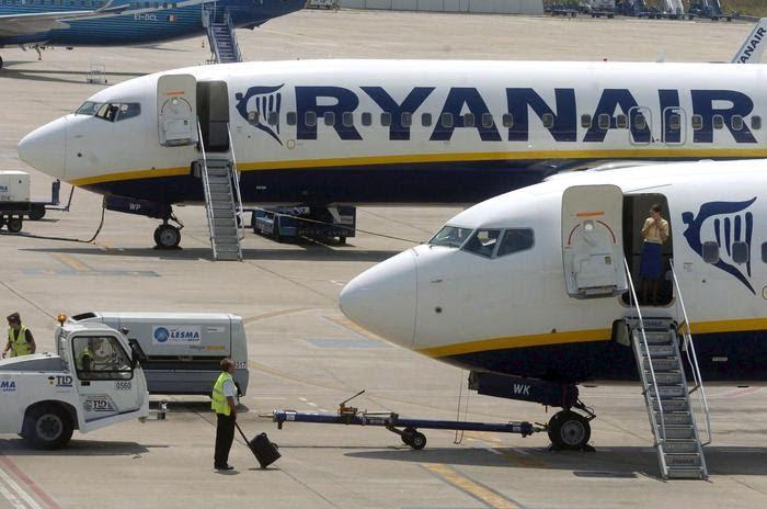Ryanair: investimento da un miliardo di dollari sull'Italia