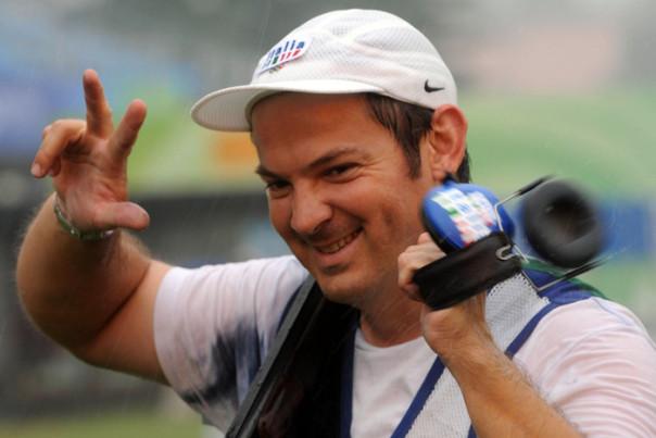 Rio: tiro; Rossi,Pellielo,Fabbrizi,Italia da tris podio
