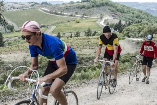 Ciclismo: l'Eroica