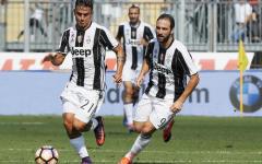 Dominio bianconero anche a Empoli. Higuain si rivela ancora una volta letale: due gol