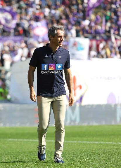Paulo Sousa: ha mascherato la delusione per il pareggio con l'Ataòlanta