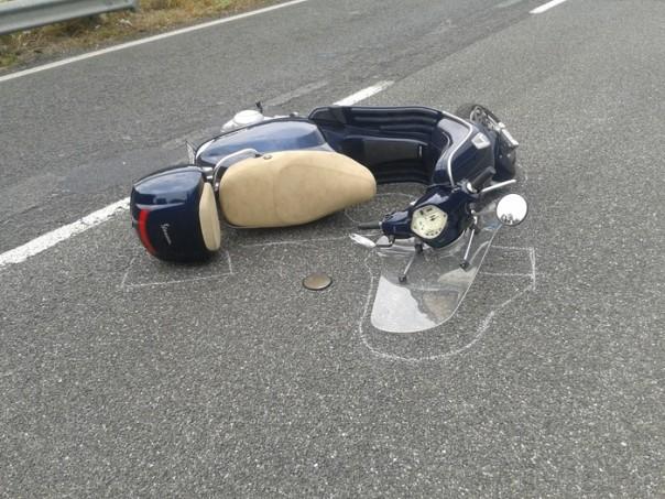 Incidenti stradali: scooter