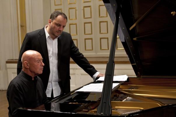 Matthia Goerne e Christoph Eschenbach