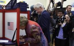 Usa 2016: Hillary e Bill Clinton hanno votato a Chappaqua