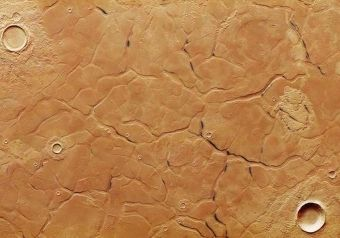 Spazio/Da Mars Express nuove immagini del labirinto marziano