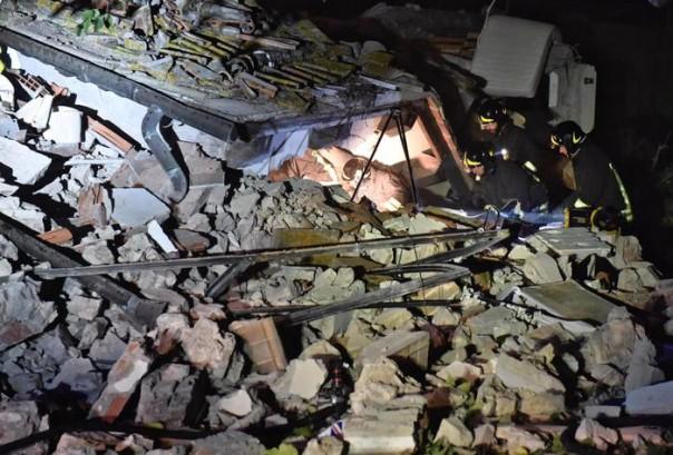Bagno a ripoli abitazione crollata causa esplosione in - Via villamagna 113 bagno a ripoli ...