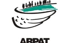Empoli, allarme Arpat: acqua arancione vicino a un'azienda abbandonata