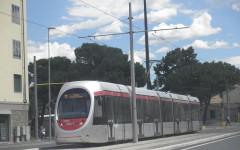 A metà aprile partiranno le linee 2 e 3 della tramvia (autore:User:Gf9)