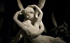 Amore e Psiche, di Antonio Canova