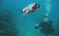 Alla ricerca dei relitti subacquei