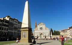 Piazza Santa Maria Novella diventa più verde