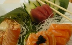 Il vino sposa il Sushi, al Kome