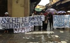 8 marzo amaro: le lavoratrici di Stefan protestano