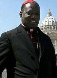 Il cardinale Polycarp Pengo della Tanzania