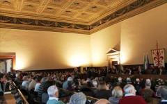 Salone dei Dugento a Palazzo Vecchio