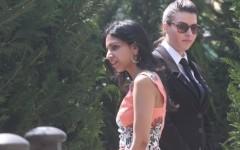 Nozze indiane a Firenze - la sposa