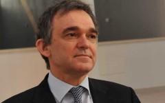 Il presidente della Regione, Enrico Rossi