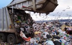 Da Roma alla Toscana 150 tonnellate di rifiuti al giorno