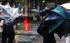 Ancora pioggia e vento in quasi tutta la Toscana