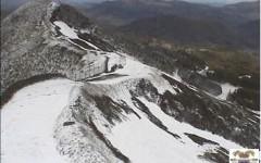 Maltempo: è arrivata la neve all'Abetone (FOTO)