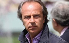 Fiorentina: striscione della curva Fiesole contro società, squadra, allenatore. Corvino in difesa
