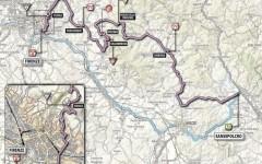 Il Giro 2013 arriva in Toscana, via alla Sansepolcro-Firenze
