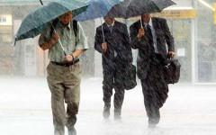 Da oggi piogge su tutta la Toscana