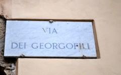 Via dei Georgofili