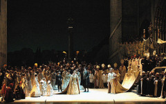 Il Don Carlos del 2004 al Maggio (Foto Maggio musicale)