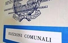 Elezioni comunali: si vota l'11 giugno. Alle urne 33 comuni, eventuali ballottaggi il 25 giugno