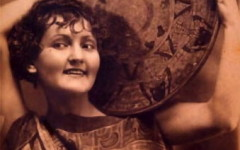 La scrittrice Josefina Plà