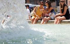 Meteo in Toscana, week end con sole e nuove ondate di calore