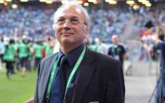 Francesco Tagliente al termine dell'incontro