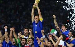 Campionato del mondo, Berlino 2006: l'Italia batte la Francia 6-4 ai rigori (Nicolas Asfouri/AFP/Getty Images)