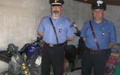 Firenze, scoperto nascondiglio di moto rubate