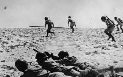 Guerra nel deserto della Libia