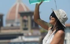 Meteo: settimana con caldo africano. A Firenze e Prato 39-40 gradi. Mai così da 150 anni