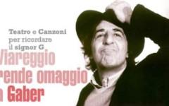 Musica, a Viareggio edizione conclusiva del Festival Gaber