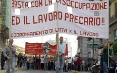 Lavoro: resta grave la disoccupazione fra i 40 - 50enni. In crisi oltre un milione di famiglie
