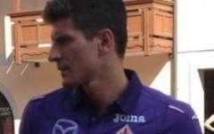 Fiorentina, primo allenamento per Gomez