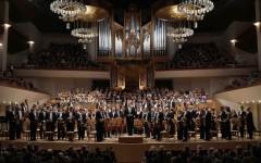 L'orchestra e il coro del Maggio musicale