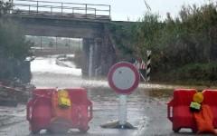 Maltempo in Toscana, bombe d'acqua e vento forte