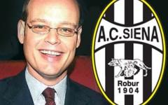Il Presidente Massimo Mezzaroma ed il Siena calcio