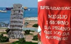 Pace tra Pisa e Livorno, firmato Maradona