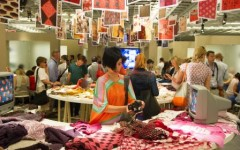 Firenze, Pitti Filati: cresce presenza buyer (più 4%). Studentessa cinese vince concorso Feel The Yarn