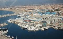 La Darsena del Porto di Viareggio