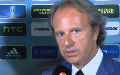 Montella: «Perfetti nel primo tempo, ma non siamo risolutivi». Della Valle, deluso, pensa di vincere a Torino